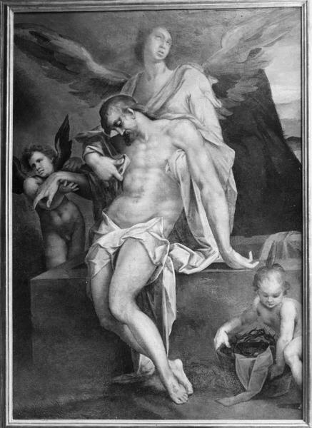 Tableau : Déposition de croix