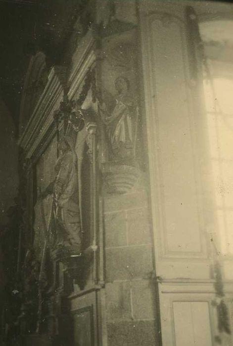 Statue : Saint Maudez