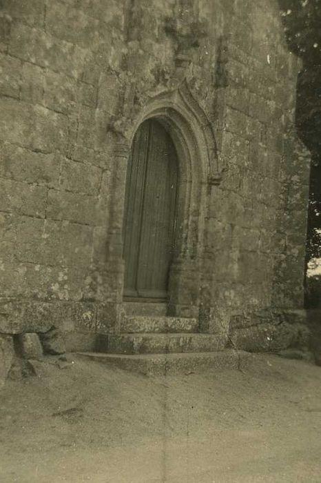 portail occidental, vue générale