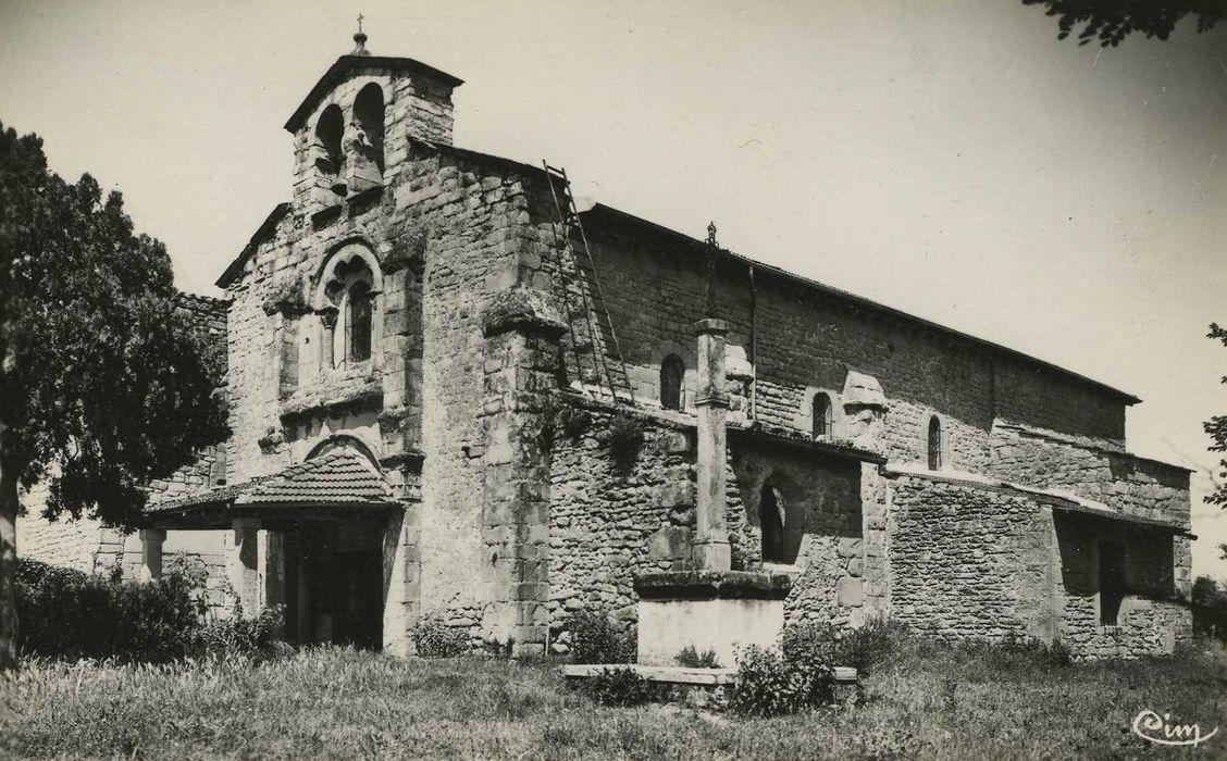 Eglise Sainte-Agnès: Ensemble sud-ouest, vue générale