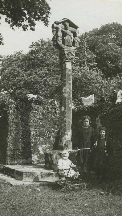 Croix de Saint-Fiacre: Vue générale