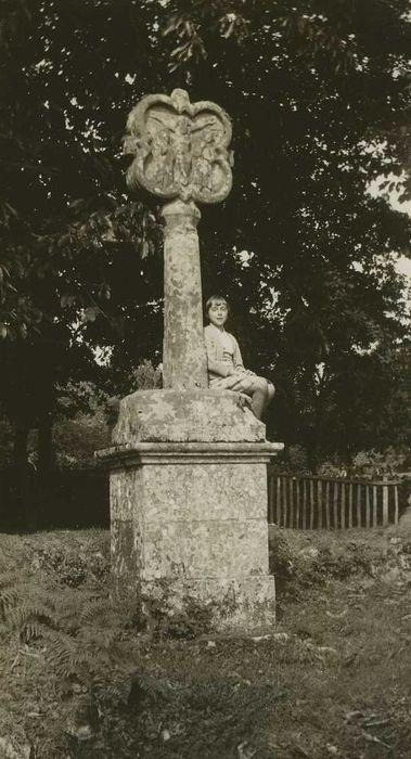 Croix de Treuliec: Vue générale