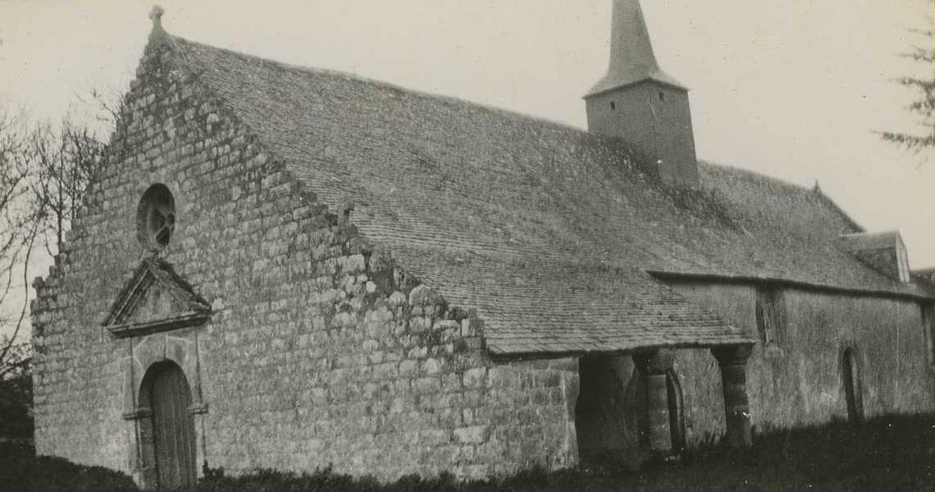 Chapelle et fontaine Sainte-Catherine