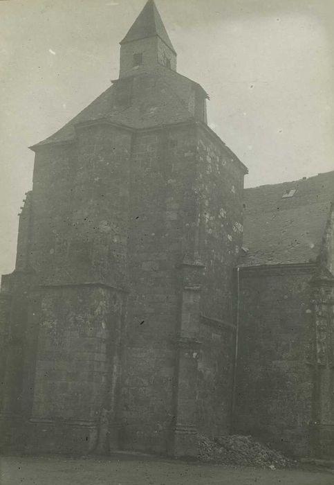 Chapelle de la Congrégation, ou chapelle Notre-Dame de Plasquer
