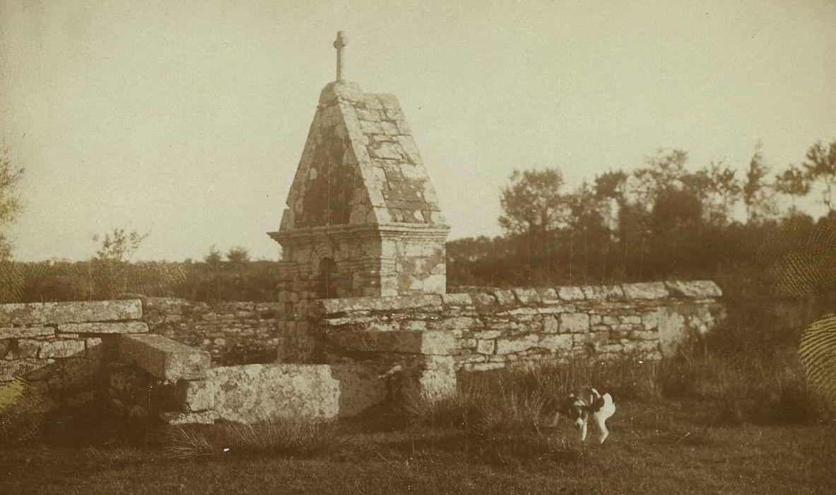 Fontaine de Saint-Jean-du-Poteau: Vue générale