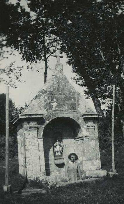 Fontaine Saint-Clair: Vue générale