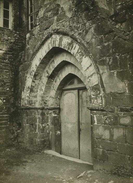 Eglise Saint-Malo: Portail ouest, vue générale
