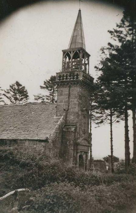 Chapelle de Locmaria: Ensemble nord-ouest, vue partielle