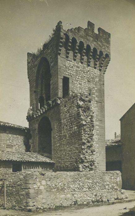 Remparts (anciens): Tour, vue générale