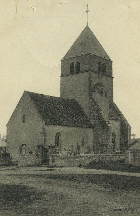 Eglise paroissiale: Ensemble sud-ouest, vue générale