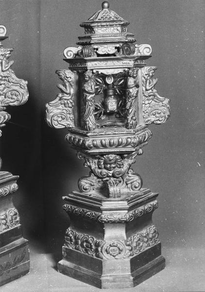 reliquaire de saint Odon