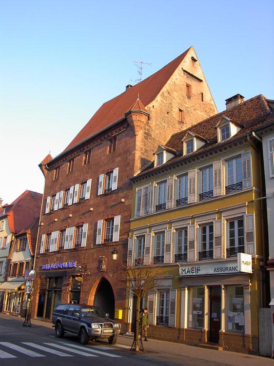 Ancienne Maison Bürgerhof