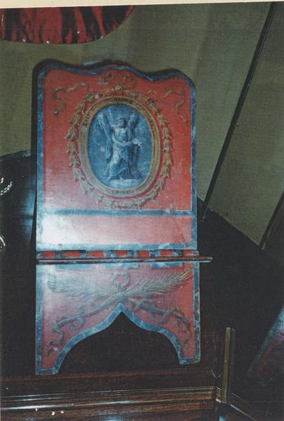 Pupitre d'autel
