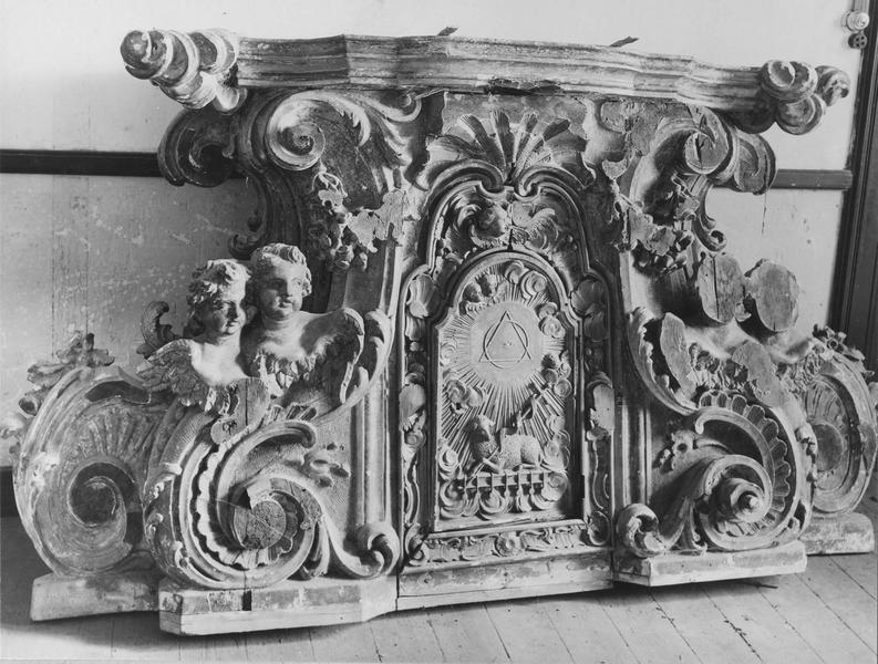 tabernacle, exposition