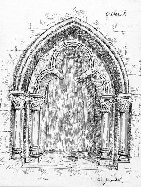 Eglise Saint-Macrin-Saint-Jean-Baptiste