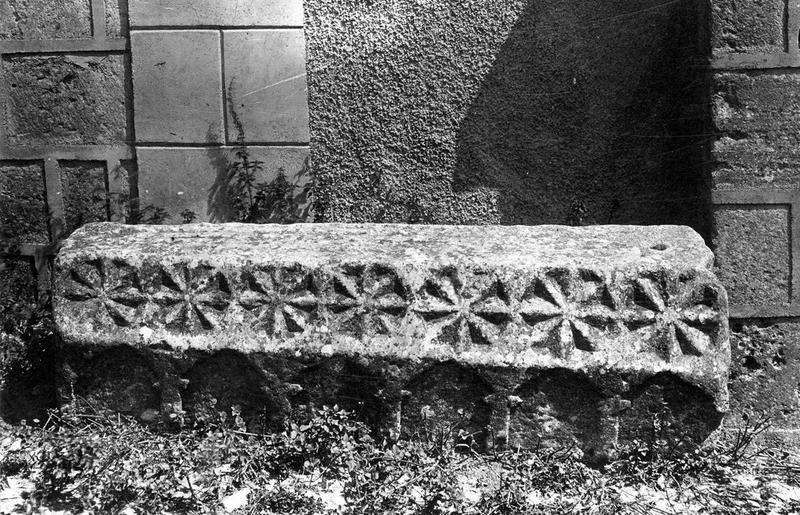 Monument sépulcral, vue générale