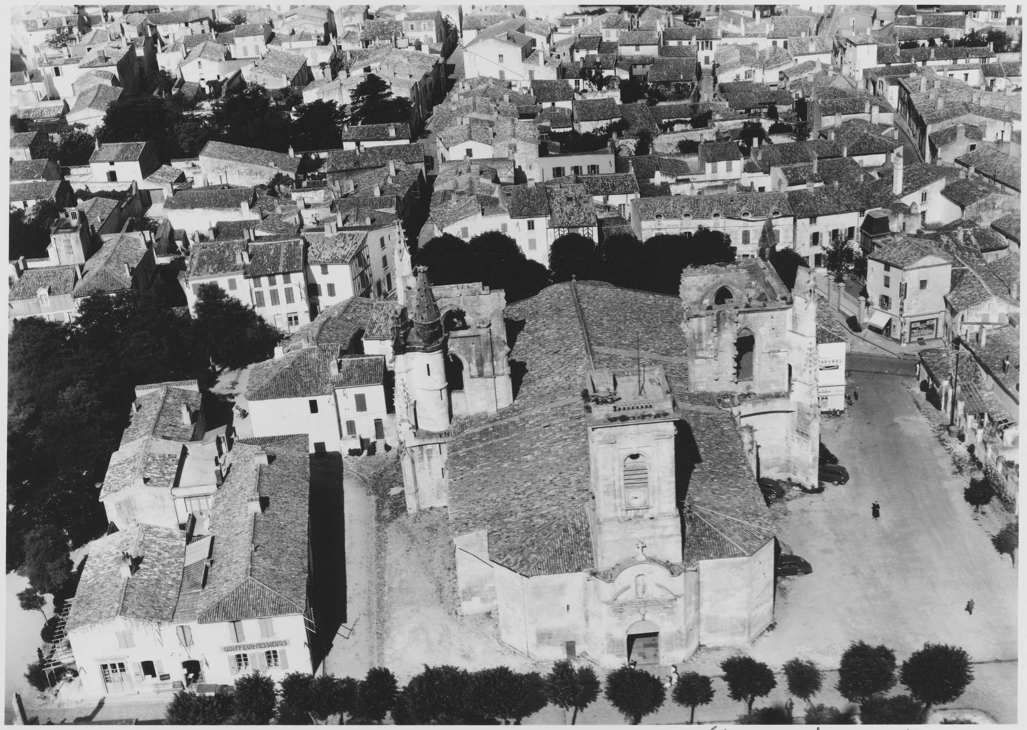 Eglise Saint-Martin dite Le Grand Fort