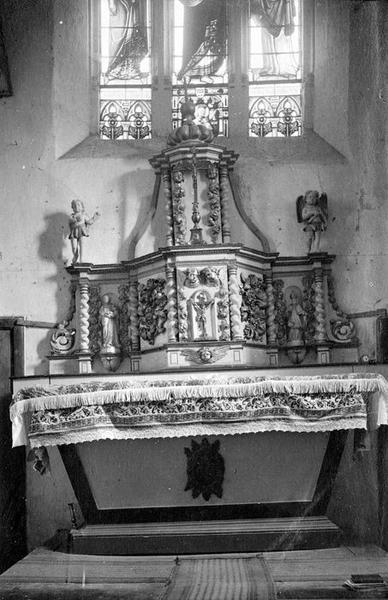 tabernacle, vue générale