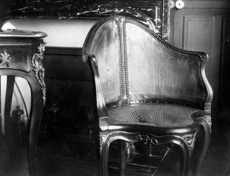 fauteuil, de bureau