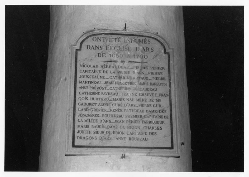 plaques commémoratives (4)