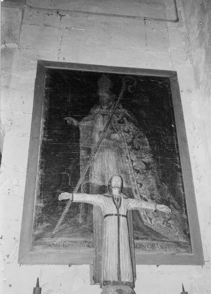 tableau : saint Martial évêque