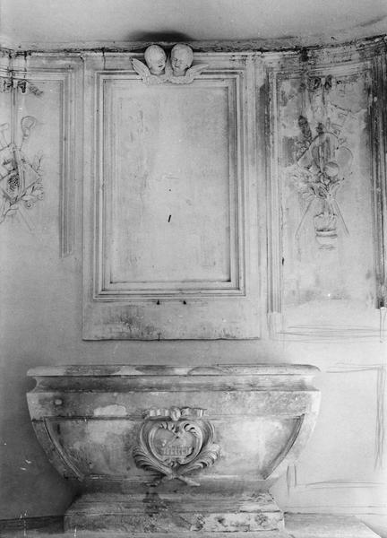 autel, retable