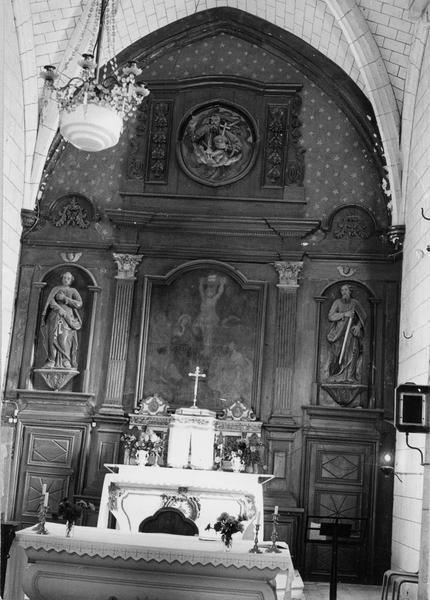 tabernacle (tabernacle à ailes)