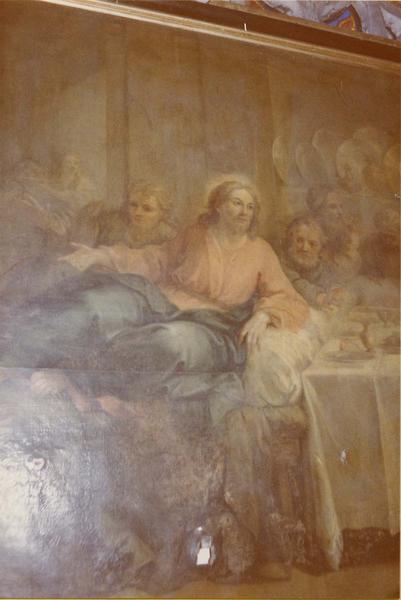 tableau : le Repas chez Simon