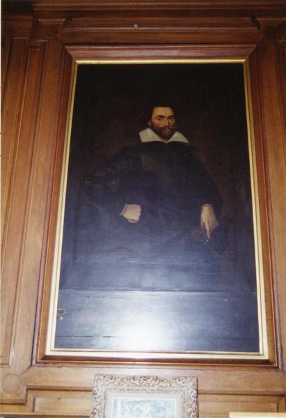 tableau : portrait d'homme