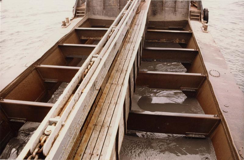 bateau drague, TD6