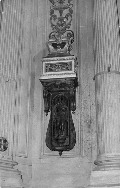 2 reliquaires, style Louis XV