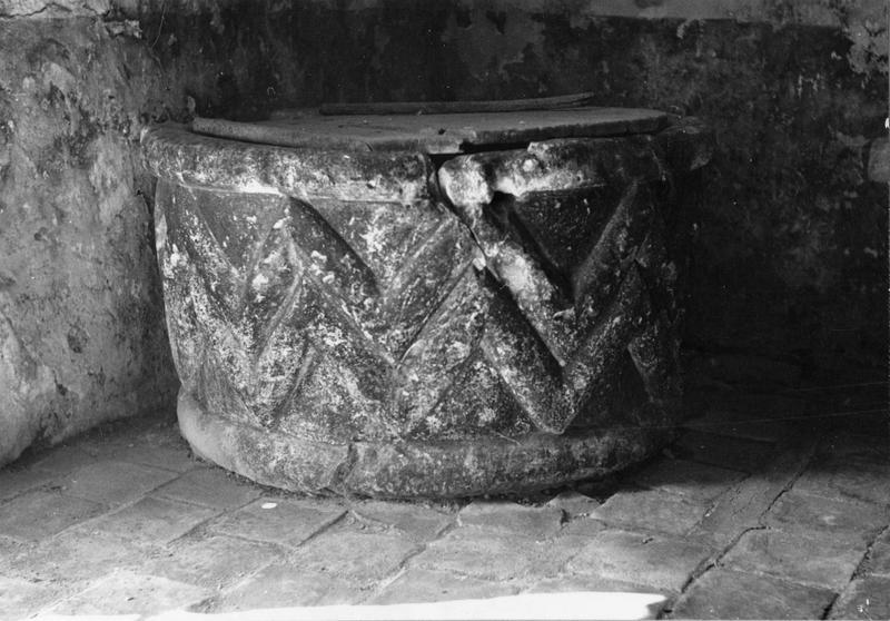 cuve baptimale