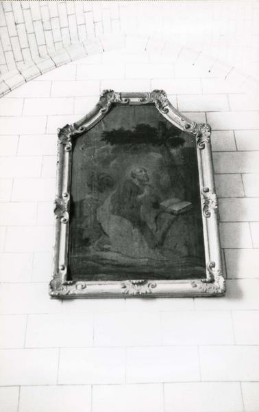 tableau, cadre : le Repentir de saint Pierre