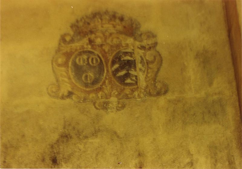litre, de la famille Courbon, de La Rochecourbon et de la famille de La Rochefoucauld