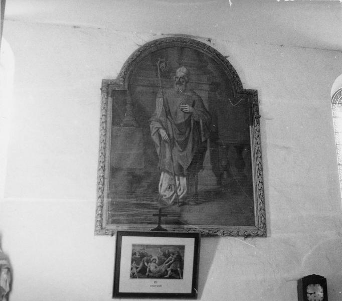 tableau : saint Médard