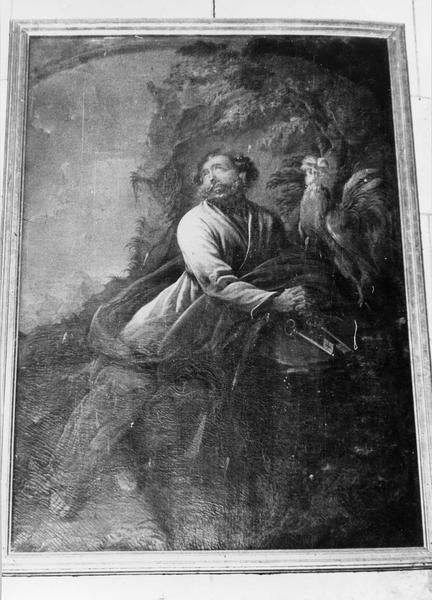 tableau : Le Reniement de saint Pierre