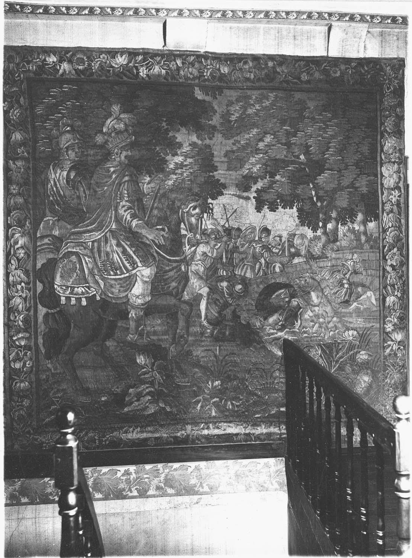 Pièce murale : Constantin à la bataille du pont Milvius