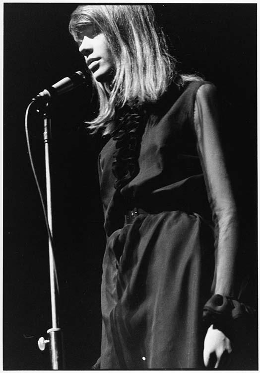 Françoise Hardy, Paris, 1963
