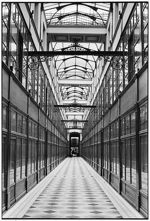 Passage du Grand-Cerf, Paris, 1992