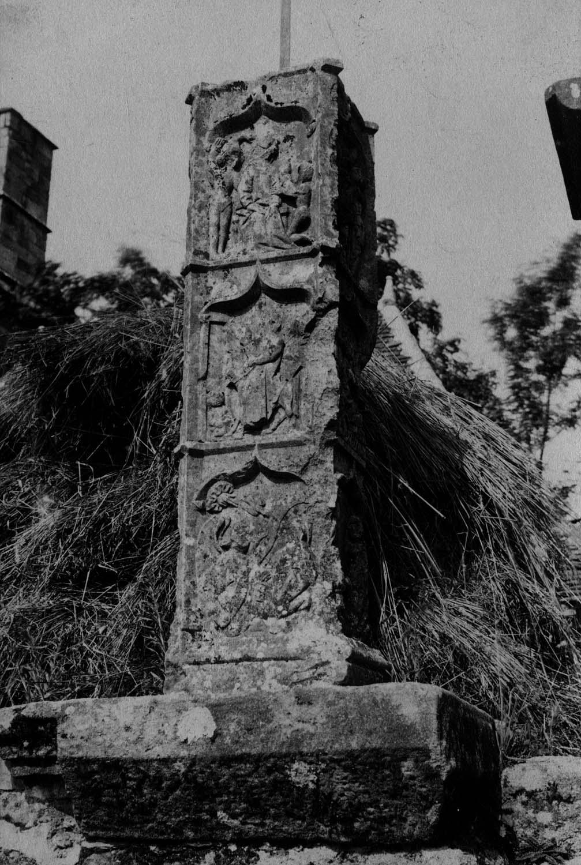 croix monumentale, dite croix de cimetière