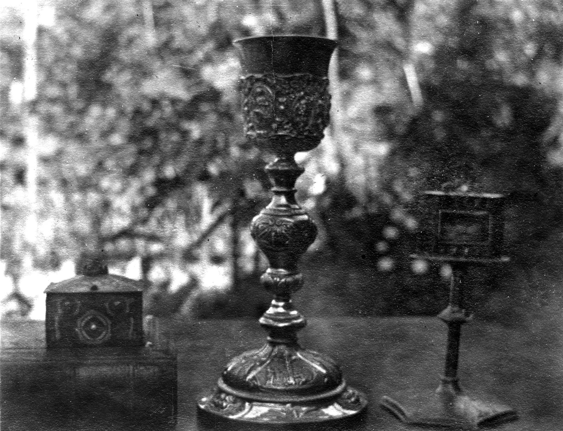 calice, pyxide, reliquaire