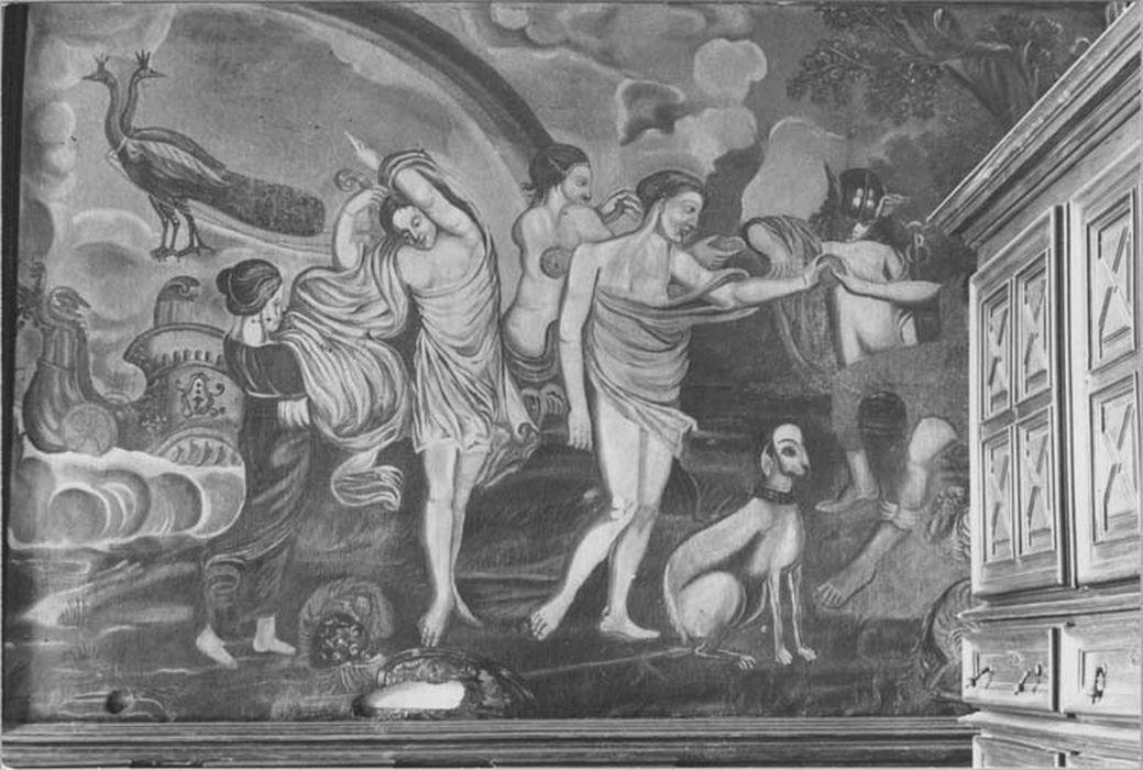 Peinture : le Jugement de Pâris