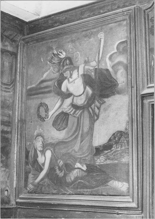 peinture : l'innocence couronnée par la gloire ?