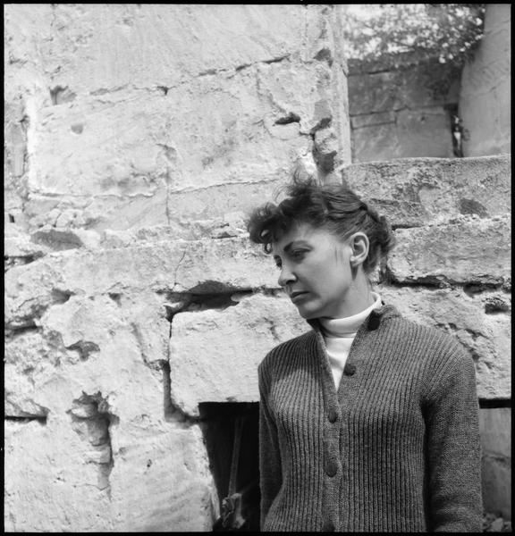 [Portrait de Thérèse Jeanneau]