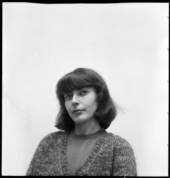[Portrait d'Agathe Vaïto dans son atelier]