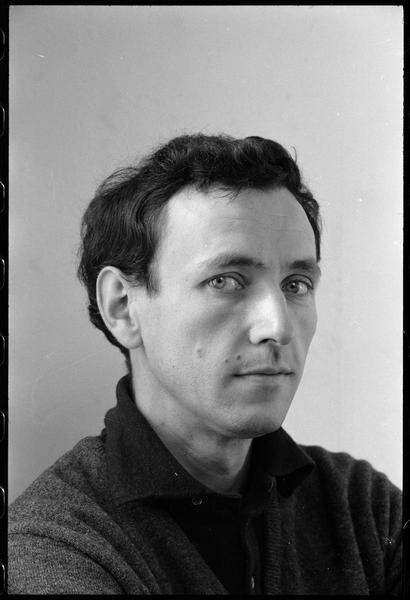 [Portrait de Bernard Dufour]