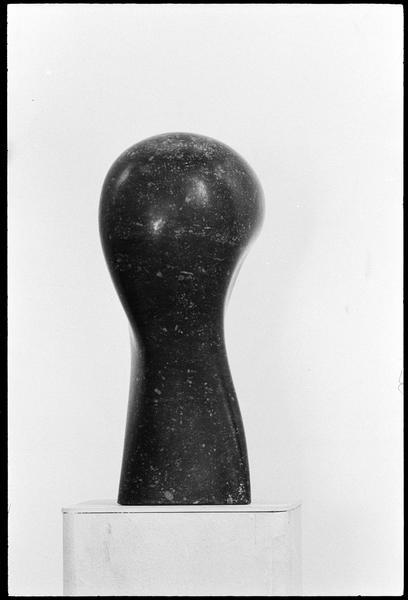 [Exposition de Guitou Knoop, juin à juillet 1958 : sculpture]