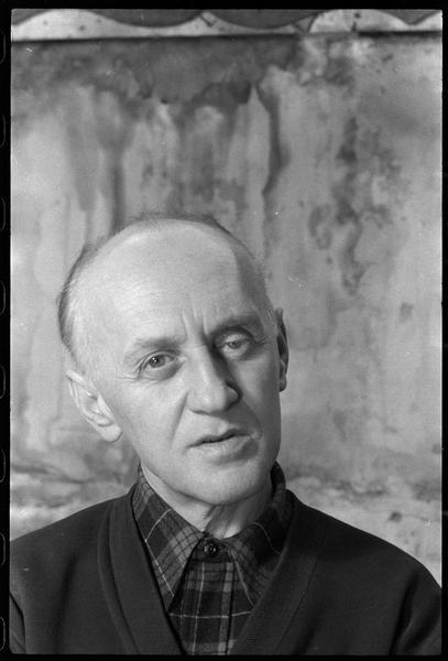 [Portrait de Victor Brauner]
