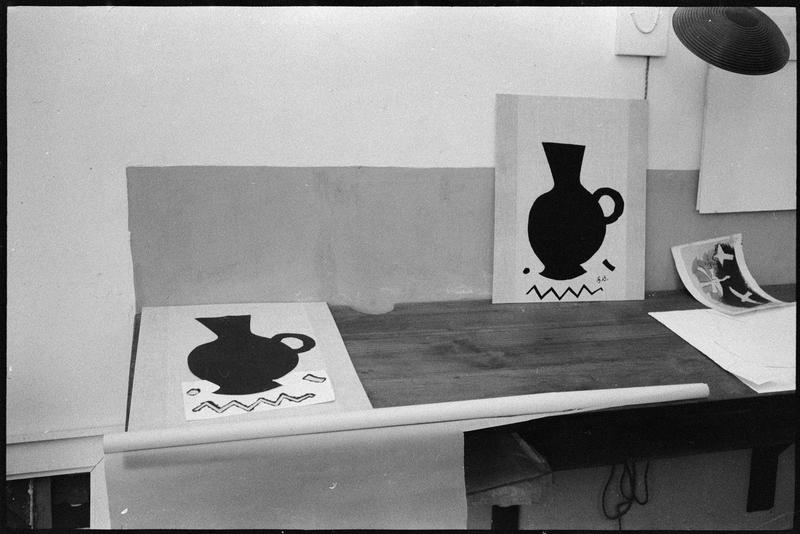 [Atelier de Georges Braque]