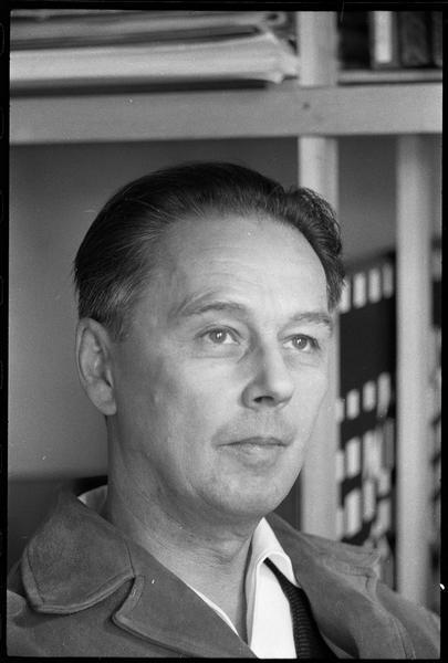 [Portrait de Victor Vasarely]